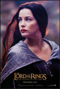 """Movie Posters:Fantasy, The Lord of the Rings: The Return of the King (New Line, 2003). One Sheet (26.74"""" X 39.75"""") DS Advance Arwen Style. Fantasy...."""