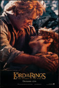 "Movie Posters:Fantasy, The Lord of the Rings: The Return of the King (New Line, 2003). One Sheet (26.75"" X 40"") DS Advance Frodo & Sam Style. Fanta..."