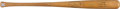 Baseball Collectibles:Bats, 1967-68 Roberto Clemente Game Used Bat, Signed, PSA/DNA GU 7....