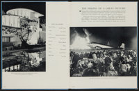 "Lost Horizon: The Making of a Great Picture (Columbia, 1937). Hard Cover Book (52 Pages, 11.5"" X 15""). Fantasy..."