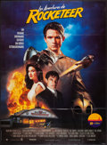 """Movie Posters:Action, The Rocketeer (Walt Disney Pictures, 1991). French Grande (45.5"""" X 62""""). Action.. ..."""