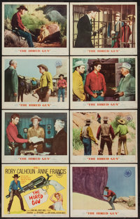 "The Hired Gun (MGM, 1957). Lobby Card Set of 8 (11"" X 14""). Western. ... (Total: 8 Items)"