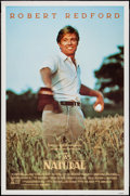"""Movie Posters:Sports, The Natural (Tri-Star, 1984). International One Sheet (27"""" X 41""""). Sports.. ..."""