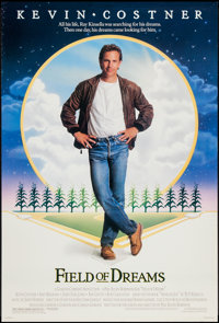 """Field of Dreams (Universal, 1989). One Sheet (27"""" X 40"""") DS. Fantasy"""