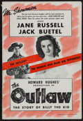 "Movie Posters:Western, The Outlaw (20th Century Fox, 1941). Uncut Pressbook (20 Pages, 13.5"" X 20.5""). Western.. ..."