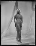 "Movie Posters:Miscellaneous, Mamie van Doren (Universal, Early 1950s). ANSCO Safety Negative (8"" X 10""). Miscellaneous.. ..."