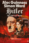 "Movie Posters:War, Hitler: The Last Ten Days (MGM, 1973). British One Sheet (27"" X 40"") Flat Folded. War.. ..."