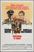 "Movie Posters:War, Massacre in Rome & Other Lot (National General, 1973). OneSheet (27"" X 41""). War.. ... (Total: 2 Items)"
