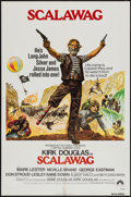 "Movie Posters:Adventure, Scalawag & Other Lot (Paramount, 1973). One Sheets (2) (27"" X41""). Adventure.. ... (Total: 2 Items)"