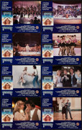 "Movie Posters:Musical, Xanadu (Universal, 1980). Lobby Card Set of 8 (11"" X 14""). Musical.. ... (Total: 8 Items)"