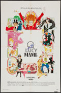 "Movie Posters:Musical, Mame (Warner Brothers, 1974). One Sheet (27"" X 41""). Musical.. ..."