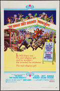 "Movie Posters:Comedy, The Night They Raided Minsky's (United Artists, 1969). One Sheet(27"" X 41""). Comedy.. ..."