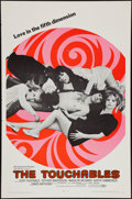 """Movie Posters:Drama, The Touchables (20th Century Fox, 1968). One Sheet (27"""" X 41""""). Drama.. ..."""