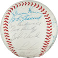 Autographs:Baseballs, 1965 Pittsburgh Pirates Team Signed Baseball....