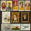 Non-Sport Cards:Lots, 1910's Era Sport & Non-Sports Card Collection (31) With E50sand T206 Joss. ...