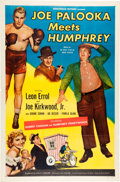 Memorabilia:Poster, Joe Palooka Meets Humphrey Movie Poster (Monogram, 1950). ....