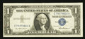 Error Notes:Ink Smears, Fr. 1619 $1 1957 Silver Certificate. Very Fine-Extremely Fine.. ...
