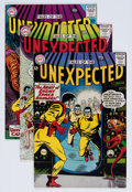 Silver Age (1956-1969):Horror, Tales of the Unexpected Group (DC, 1963-66) Condition: AverageFN-.... (Total: 13 Comic Books)