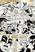 Original Comic Art:Panel Pages, Bob Brown and Tom Sutton X-Men #106 Page 6 Original Art(Marvel, 1977)....