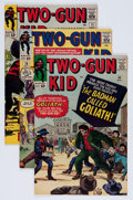 Silver Age (1956-1969):Western, Two-Gun Kid #69-77 and 84 Group (Marvel, 1963-66) Condition:Average VF-.... (Total: 10 Comic Books)