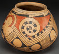 American Indian Art:Pottery, A CASAS GRANDE POLYCHROME JAR. c. 1100 - 1200 A.D....