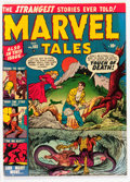 Golden Age (1938-1955):Horror, Marvel Tales #103 (Atlas, 1951) Condition: VG....