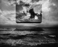 Photographs:20th Century, JERRY UELSMANN (American, b. 1934). Untitled, 1980. Gelatinsilver, printed later. 15-3/8 x 19-1/8 inches (39.0 x 48.6 c...