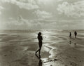 Photographs:20th Century, JOCK STURGES (American, b. 1947). Gaelle, Montalivet,France, 1996. Gelatin silver, printed later. 14 x 18-1/4 inches(3...