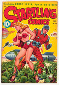 Golden Age (1938-1955):Science Fiction, Startling Comics #53 (Better Publications, 1948) Condition:VG/FN....