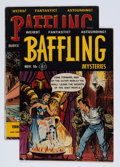 Golden Age (1938-1955):Horror, Baffling Mysteries #5 and 7 Group (Ace, 1951-52) Condition: AverageVG+.... (Total: 2 Comic Books)