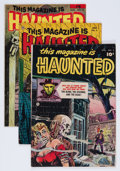 Golden Age (1938-1955):Horror, This Magazine Is Haunted Group (Fawcett Publications, 1952-53)Condition: Average VG+.... (Total: 5 Comic Books)