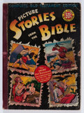 Golden Age (1938-1955):Religious, Picture Stories from the Bible: Complete Old Testament - FirstEdition (DC, 1943) Condition: GD....