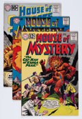 Golden Age (1938-1955):Horror, House of Mystery/House of Secrets Group (DC, 1957-64) Condition:Average FN.... (Total: 7 Comic Books)