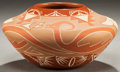 American Indian Art:Pottery, A SAN JUAN POLYCHROME JAR. Alvin Curran. c. 2005...
