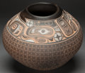 American Indian Art:Pottery, A SANTA CLARA ETCHED POLYCHROME JAR. Susan Folwell. c. 2005...