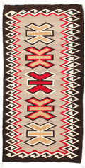 Other, A NAVAJO REGIONAL RUG. c. 1940...