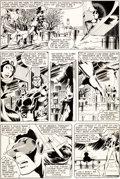 Original Comic Art:Panel Pages, John Byrne and Terry Austin X-Men #121 Page 2 Original Art(Marvel, 1979)....