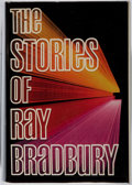 Books:Science Fiction & Fantasy, Ray Bradbury. SIGNED. The Stories of Ray Bradbury. Knopf, 1980. First edition. Signed by Bradbury on title-pag...