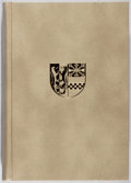 Books:Books about Books, [Book of Hours]. [John Plummer, editor]. The Hours of Catherineof Cleves. Braziller, [n.d., ca. 1975]. First editio...