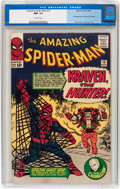Silver Age (1956-1969):Superhero, The Amazing Spider-Man #15 (Marvel, 1964) CGC NM- 9.2 Off-whitepages....