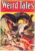Pulps:Horror, Weird Tales - December '32 (Popular Fiction, 1932) Condition:Average VG....