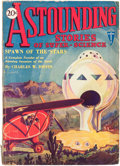 Pulps:Science Fiction, Astounding Stories - February '30 (Street & Smith, 1930)Condition: VG....