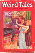 Pulps:Detective, Weird Tales - February '28 (Popular Fiction, 1928) Condition:GD/VG....