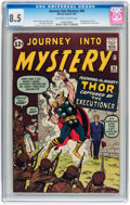 Silver Age (1956-1969):Superhero, Journey Into Mystery #84 (Marvel, 1962) CGC VF+ 8.5 Off-white towhite pages....