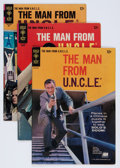Silver Age (1956-1969):Adventure, Man from U.N.C.L.E. Group (Gold Key, 1965-68) Condition: Average VF-.... (Total: 10 Comic Books)