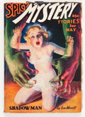 Pulps:Horror, Spicy Mystery Stories - May '37 (Culture, 1937) Condition: VG-....