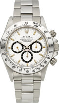 Timepieces:Wristwatch, Rolex Ref. 16520 Steel Oyster Perpetual Cosmograph Daytona, circa1993. ...