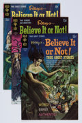 Bronze Age (1970-1979):Horror, Ripley's Believe It or Not! Group (Gold Key, 1969-80) Condition:Average VF/NM.... (Total: 12 Comic Books)