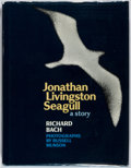 Books:Fiction, Richard Bach. INSCRIBED. Jonathan Livingston Seagull.Macmillan, [1970]. First edition. Inscribed by Bach on t...