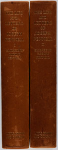 Books:Biography & Memoir, [Joseph Pennell, subject]. SIGNED LIMITED EDITION. Elizabeth RobinsPennell. The Life and Letters of Joseph Pennell.... (Total:2 Items)